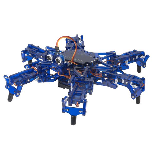 Hexy the Hexapod