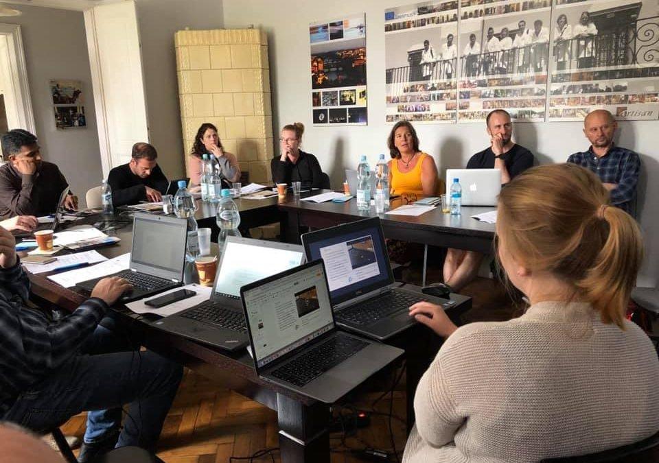 Partner Meeting in Wadowice